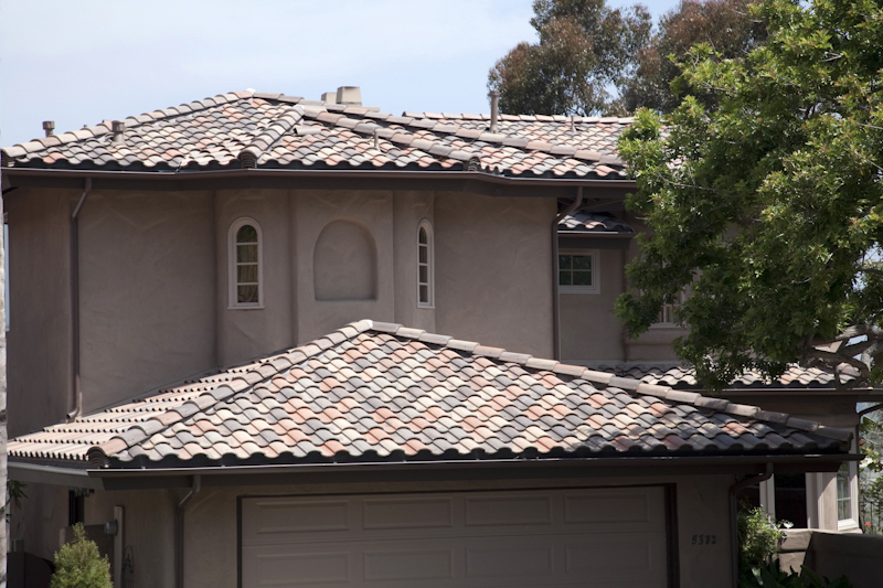 california cool roof tile