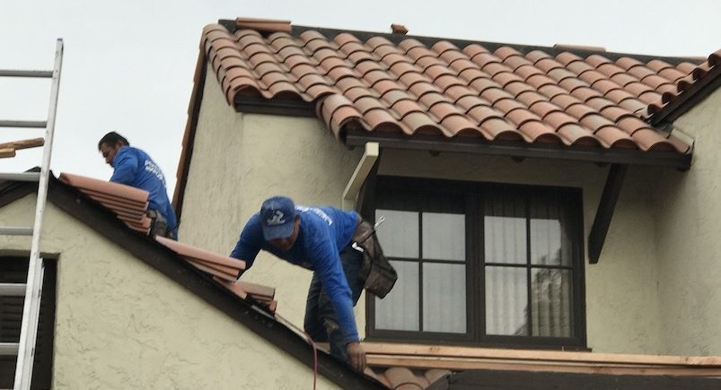 Tile Roofing in San Diego