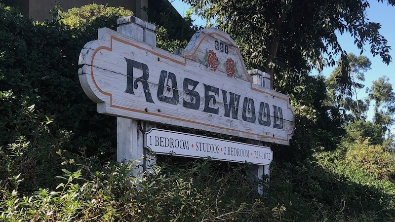 Rosewood Apartments in Fallbrook